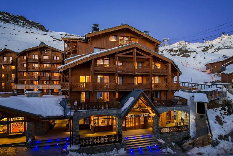 Chalet Val 2400 Val Thorens 4
